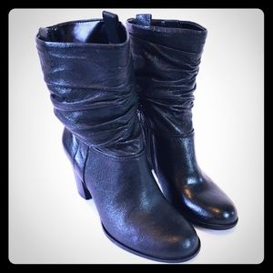 🆕 Nine West Slouch Ankle Boots